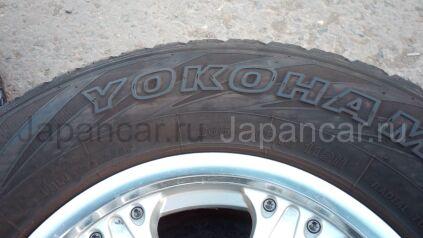Летниe шины Yokohama Geolandar h\t-s 265/70 16 дюймов б/у в Челябинске