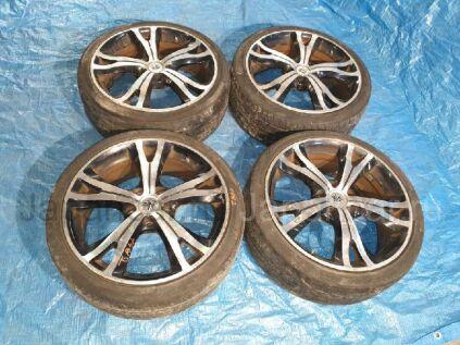Летниe колеса Dunlop Sp sport lm704 215/40 18 дюймов Lehrmeister б/у в Барнауле