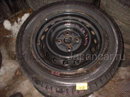 Зимние шины Yokohama 165/70 14 дюймов б/у в Уссурийске