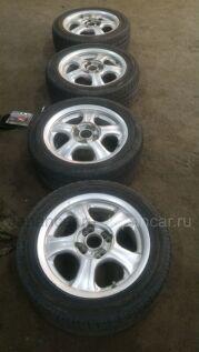Всесезонные колеса Toyo 195/55 15 дюймов Vaggio ширина 6.5 дюймов вылет 38 мм. б/у в Находке
