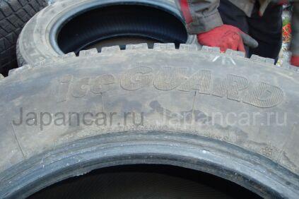 Всесезонные шины Yokohama Ice guard 275/70 16 дюймов б/у во Владивостоке