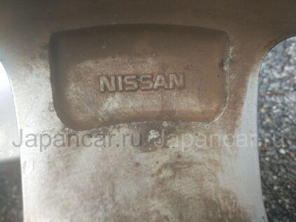 Диски 15 дюймов Nissan б/у в Новосибирске