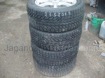 Зимние колеса Toyo Studless 235/50 17 дюймов б/у в Уссурийске