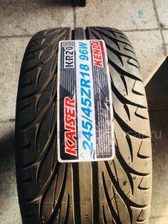 Летниe шины Kenda Kaiser kr20 245/45 18 дюймов новые в Новосибирске