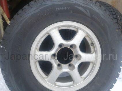 Зимние колеса Bridgestone Blizzak 235/75 15 дюймов новые в Комсомольске-на-Амуре
