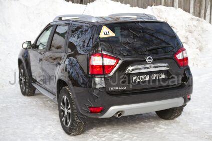 Накладка прочая на Nissan Terrano во Владивостоке