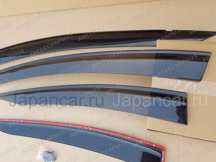 Ветровик дверной на Toyota Aqua во Владивостоке