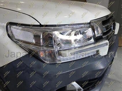 Разное на Toyota Land Cruiser во Владивостоке
