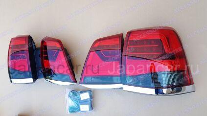 Стоп-сигнал на Toyota Land Cruiser во Владивостоке