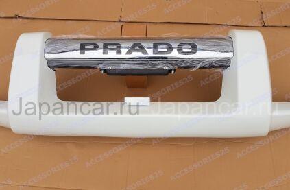 Дуга на Toyota Prado во Владивостоке
