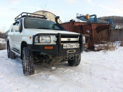 Бампер передний на Nissan Terrano во Владивостоке