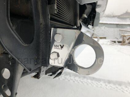 Защита переднего бампера на Suzuki Jimny во Владивостоке