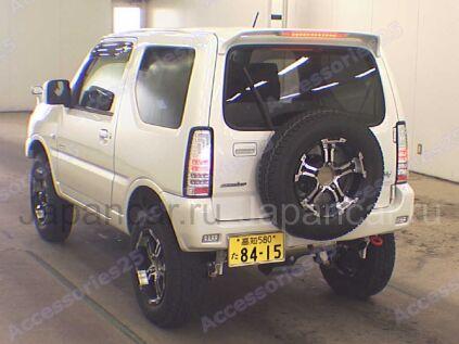 Спойлер на Suzuki Jimny Wide во Владивостоке