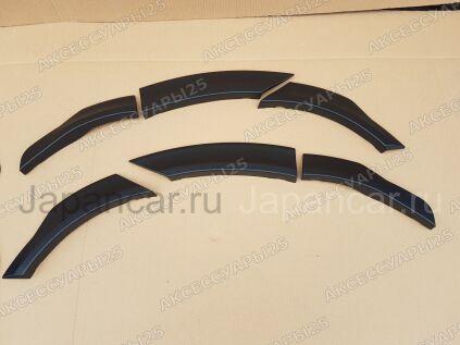 Расширители колесных арок на Subaru Forester во Владивостоке