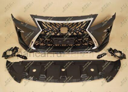 Бампер на Lexus RX450H во Владивостоке