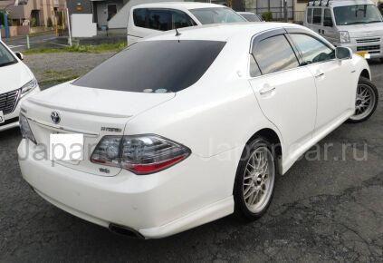 Задняя губа на Toyota Crown во Владивостоке