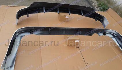 Комплект аэрообвесов на Toyota Land Cruiser 200 во Владивостоке