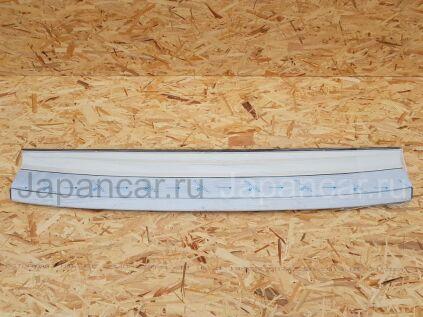 Накладка на бампер на Lexus LX570 во Владивостоке