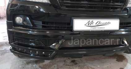 Накладки кузова на Toyota Land Cruiser 200 во Владивостоке