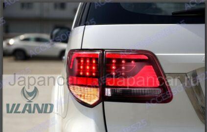 Стоп-сигнал на Toyota Fortuner во Владивостоке