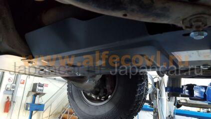 Защита картера на Toyota Fj Cruiser во Владивостоке