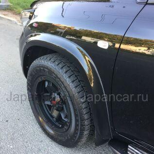 Расширители колесных арок на Toyota Land Cruiser 200 во Владивостоке