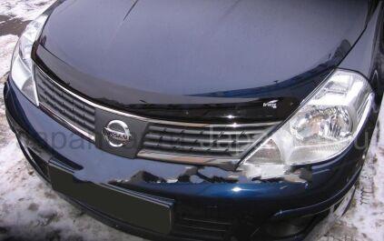Защита на оптику на Nissan Tiida во Владивостоке