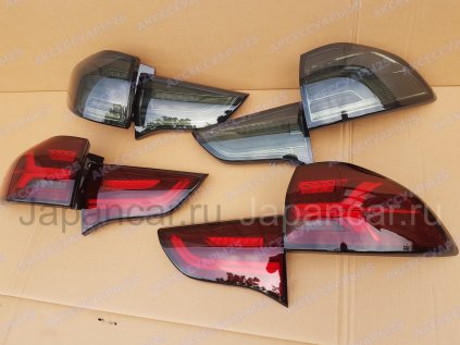 Стоп-сигнал на Mitsubishi Pajero Sport во Владивостоке