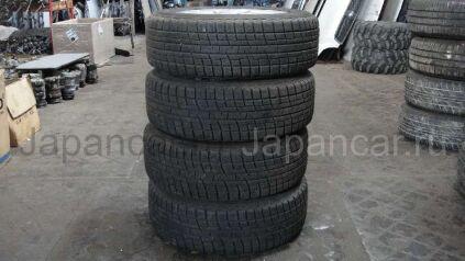Зимние шины Yokohama 185/65 14 дюймов б/у в Хабаровске