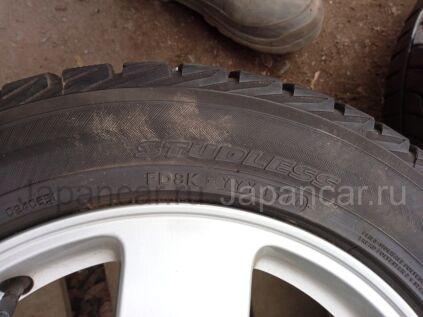 Зимние шины Yokohama Ig30 205/55 16 дюймов б/у в Челябинске