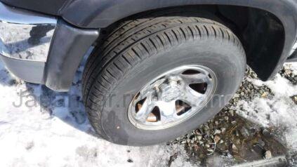 Летниe шины Toyota Hilux surf 265/70 16 дюймов б/у во Владивостоке