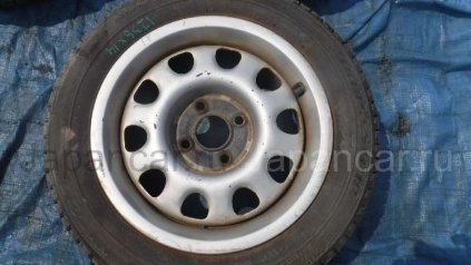 Зимние шины Toyota Corolla fielder 175/65 14 дюймов б/у во Владивостоке