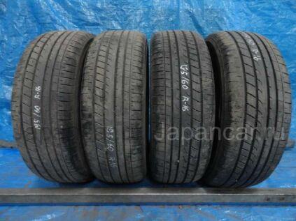 Летниe шины Yokohama Bluearth rv-01 195/60 16 дюймов б/у в Барнауле
