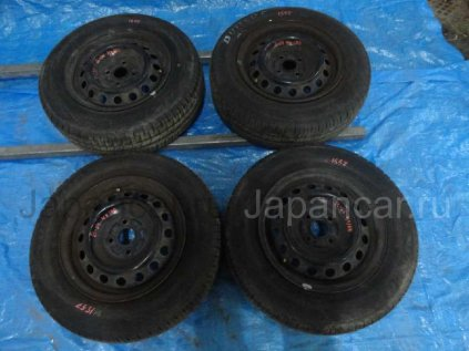 Летниe шины Dunlop Enasave ec204 185/70 14 дюймов б/у в Барнауле