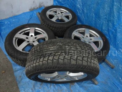 Зимние колеса Nankang Snow viva sv-1 255/55 18 дюймов Volkswagen б/у в Барнауле