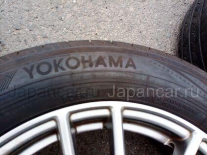 Летниe шины Yokohama Bluearth rv-02 215/60 17 дюймов б/у в Челябинске