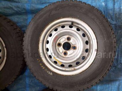 Зимние колеса Dunlop Dsv-01 165/- 13 дюймов Toyota вылет 4 мм. б/у в Барнауле