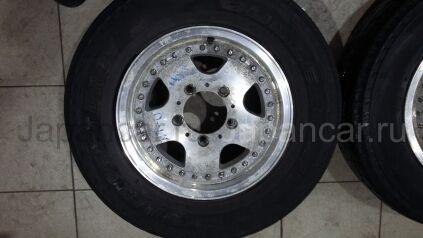 Летниe колеса Bridgestone Dueler 195/80 15 дюймов ширина 6 дюймов вылет 22 мм. б/у в Комсомольске-на-Амуре