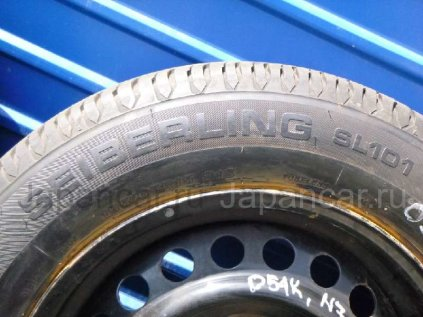 Летниe шины Seiberling 195/65 15 дюймов б/у во Владивостоке