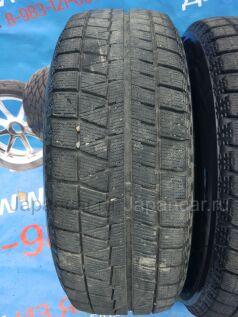 Зимние шины Bridgestone Blizzak revo gz 225/60 16 дюймов б/у в Новосибирске