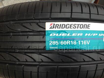 Зимние шины Made in japan Bridgestone dueler h/p sport 285/60 18116 дюймов новые во Владивостоке