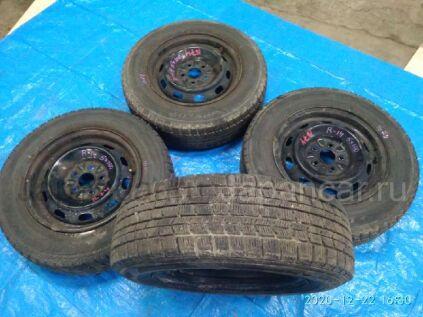 Зимние шины Dunlop Dsx-2 185/70 14 дюймов б/у в Барнауле
