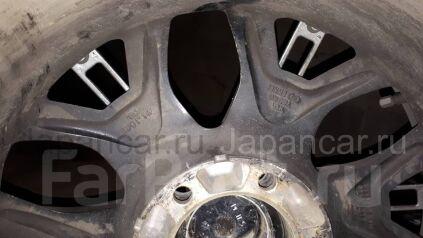 Всесезонные колеса Continental Conticrosscontact at 255/60 18 дюймов Enkei б/у в Иркутске