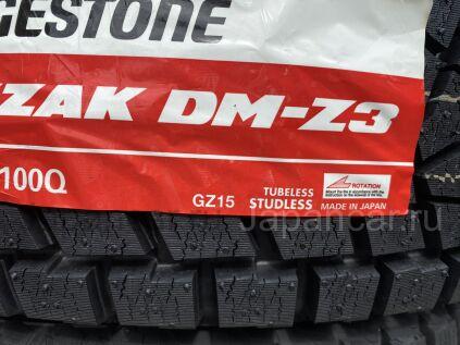 Зимние шины Made in japan Bridgestone blizzak dmz-3 225/70 15100 дюймов новые во Владивостоке