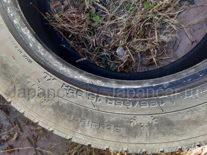Зимние шины Kumho 185/65 15 дюймов б/у во Владивостоке