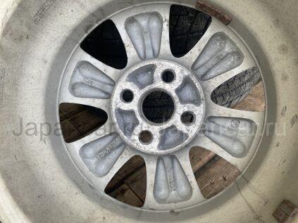 Летниe колеса Bridgestone 175/65 14 дюймов Toyota 100x4 б/у во Владивостоке