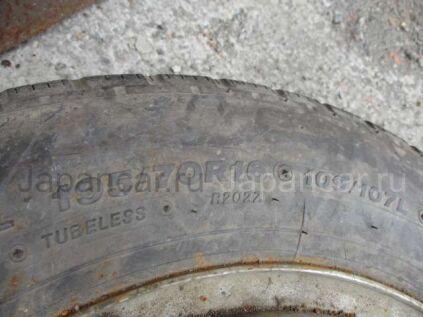 Летниe шины Bridgestone 195/70 16 дюймов б/у во Владивостоке