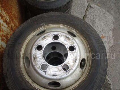 Летниe шины Dunlop 195/70 16 дюймов б/у во Владивостоке