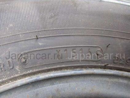 Летниe шины Dunlop 165/- 13 дюймов б/у во Владивостоке