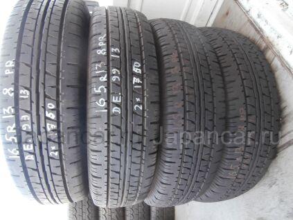 Летниe шины Dunlop Enasave van 01 165/80 13 дюймов б/у во Владивостоке